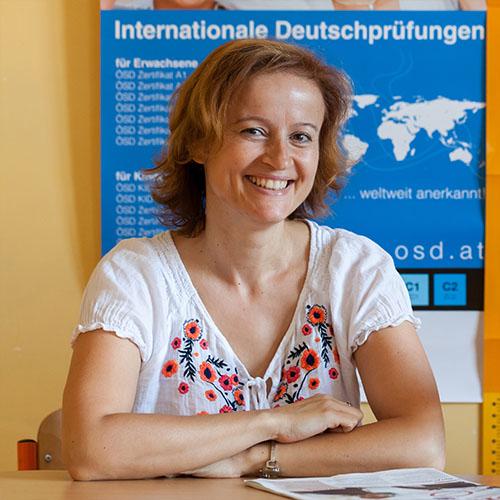 Monika Rybáriková, lektorka a vedúca vzdelávacieho centra Babylon Education.